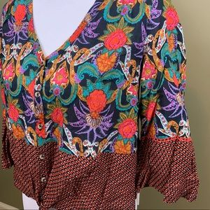 Maeve By Anthropologie Blouse NWOT